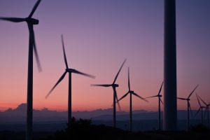 électricité éoliennes